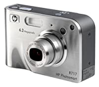 HP Photosmart R717 6MP Digital Camera with 3x Optical Zoom from Hewlett Packard