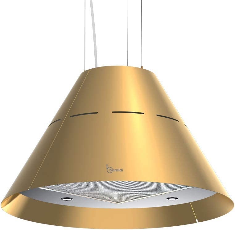 Baraldi EVA Gold Campana extractora colgada, 60