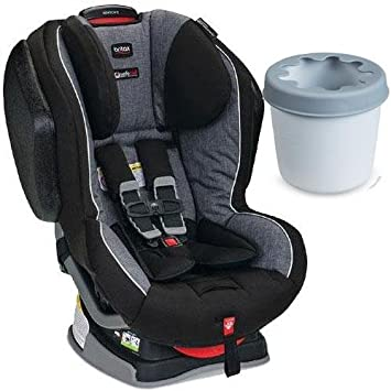 Amazon.com : Britax - Advocate G4 1 Convertible Car Seat with Cup ...