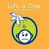 2016 Life is Crap Daily Desktop Calendar