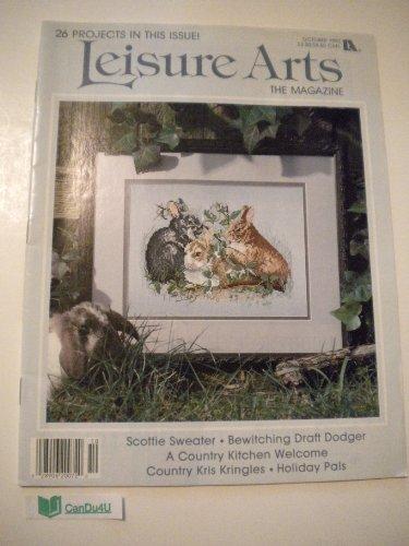 Leisure Arts Magazine - October 1992