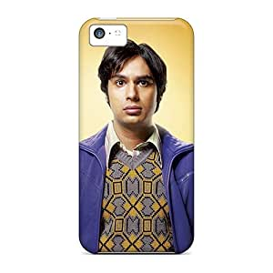 fenglinlinFor Iphone Cases, High Quality Big Bang Theory Raj For iphone 4/4s Covers Cases