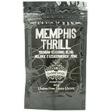 LB Emporium Premium Seasoning Blend, Memphis Thrill, Spicy BBQ, 60gm