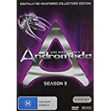 Andromeda ~ Complete Season 3 (Re-Mastered Collector's Edition) (6 DVDS) (NTSC) (REGION 0) by Kevin Sorbo