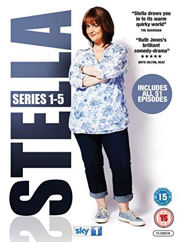 Stella Box Set (Series 1 - 5) [DVD] -