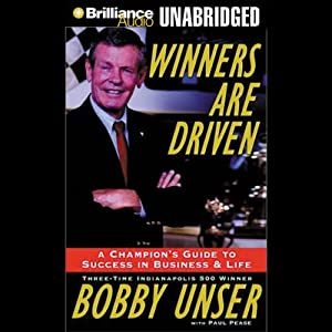 Winners are Driven Audiobook