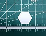 0.5'' Hexagon English Paper Piecing EPP Set (300 pieces)