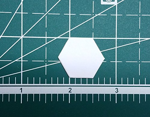 0.5'' Hexagon English Paper Piecing EPP Set (300 pieces) by English Paper Piecing