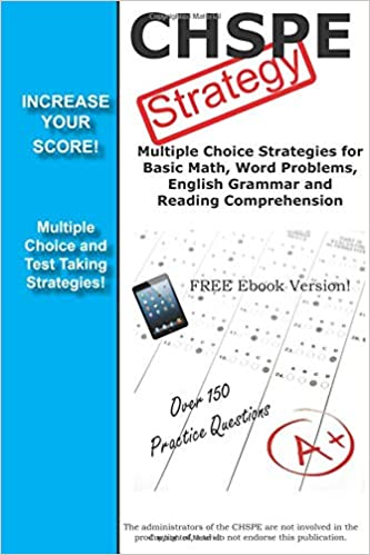 CHSPE Strategy: Winning Multiple Choice Strategies for the