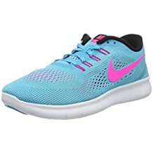 Nike Womens Free Run Mesh Trainers