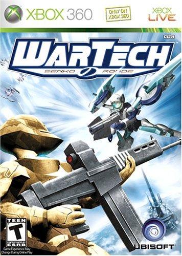 WarTech Senko No Ronde - Xbox - New Rond