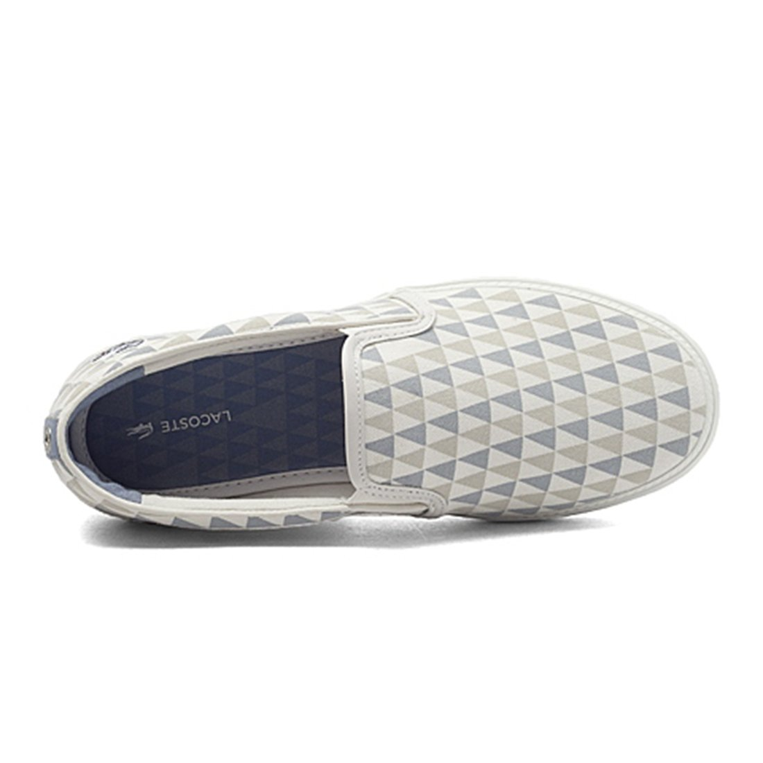 53337c6eaea2 Lacoste Womens Pumps Casual Slip On Trainers Lightweight Summer Shoes   Amazon.co.uk  Shoes   Bags