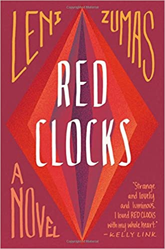 Image result for red clocks book