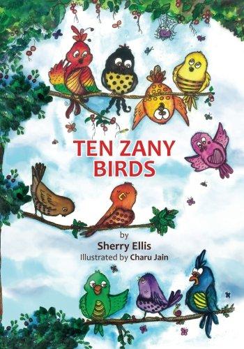 Ten Zany Birds ebook