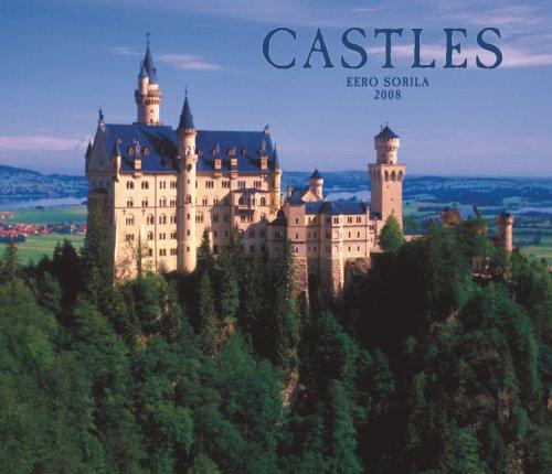 Castles 2008 Deluxe Calendar (Multilingual Edition) Castles 2008 Wall Calendar