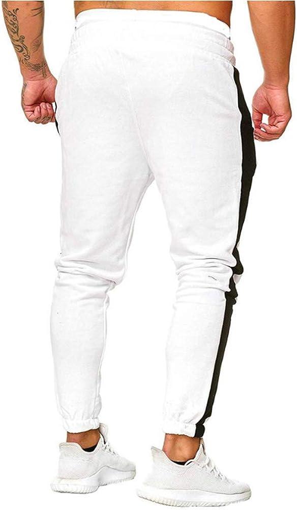 Comprar En Linea Nueva Llegada De Moda Moda Hombres Streetwear Pantalones Joggers Causal Sportswear Zippper Pantalones