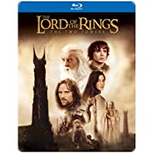 Lord of the Rings: The Two Towers [Blu-ray Steelbook] by New Line Home Video