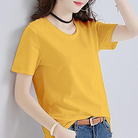 xing xiao Camisetas Para Mujer Verano Camiseta Blanca De ...