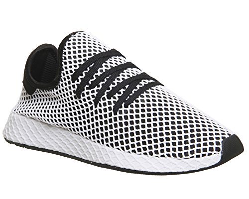 Adidas Skor Låga Sneakers Cq2626 Deerupt Löpare Vit