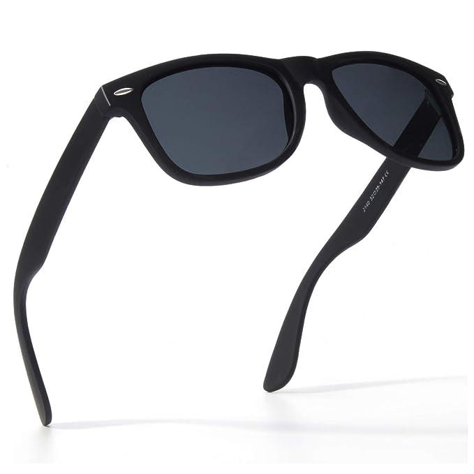 Amazon.com: SUNIER SR003 - Gafas de sol polarizadas estilo ...