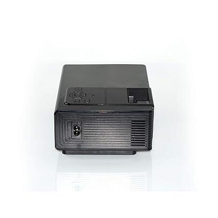 Proyector, Soporte 1080P, Fuente de Luz LED, Cuerpo Pequeño ...