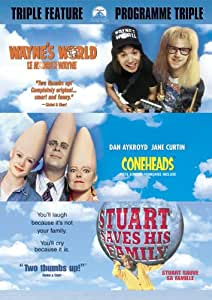 Waynes World/Coneheads/Stuart
