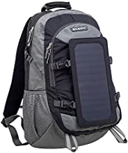 ECEEN Camping Backpack, 7 Watts Solar Powered Bag, Poly Materials Solar Power Charger for Cell Phones Other's