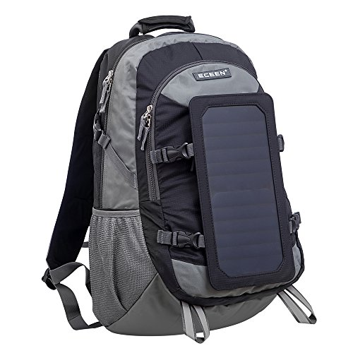 Solar Charging Backpack - 3