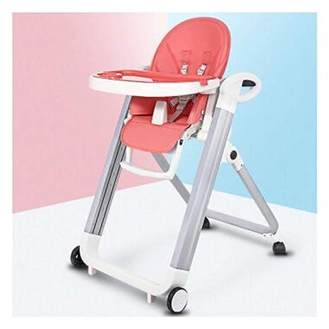 ARQG Tronas para bebés Mesa y sillas de Comedor para niños ...