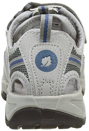 Lafuma Ld Kallady, Zapatos de Low Rise Senderismo para Mujer Gris (Mercury Grey/deep Water)