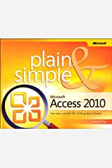 Microsoft Access 2010 Plain & Simple Kindle Edition