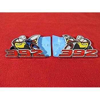 OEM 68272519AA Scat Pack Bee Grille Nameplate Emblem for Dodge Charger Mopar New