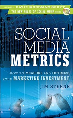 Social Media Metrics | Livros sobre Web Analytics
