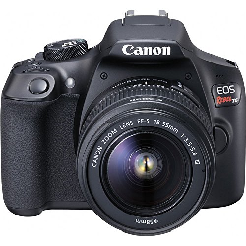 51vahM8d2uL - Canon EOS Rebel T5 Digital SLR Camera Kit with EF-S 18-55mm IS II Lens