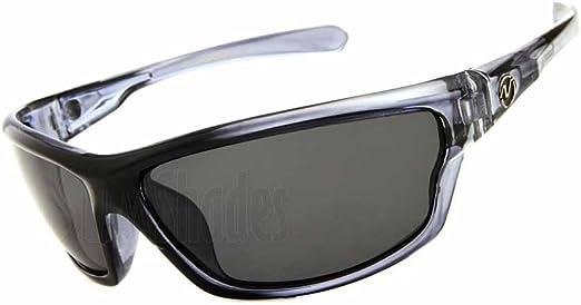 Nitrogen POLARIZED Sunglasses Mens Sports Wrap Fishing Golfing Driving Glasses