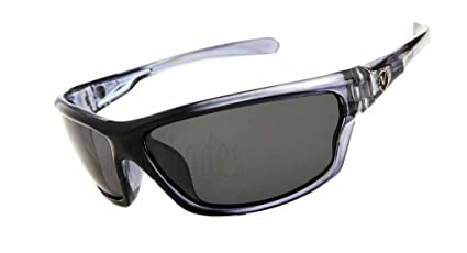f6a4d02523 Image Unavailable. Image not available for. Color  Nitrogen Polarized  Sunglasses Mens Sport Running Fishing Golfing Driving Glasses-Clear