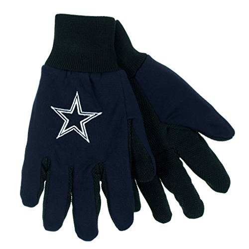 NFL Dallas Cowboys Sport Utility Gloves (Dallas Vapor Jet Gloves compare prices)