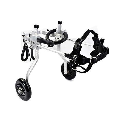 Dog wheelchair Best Friend — Silla de ruedas para perros, tamaño para perros pequeños Carrito