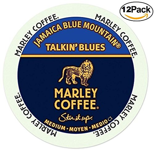 Foreign Flavor! 12 Marley Coffee TALKIN' BLUES 100% Jamaica Blue Mountain Limited Edition!