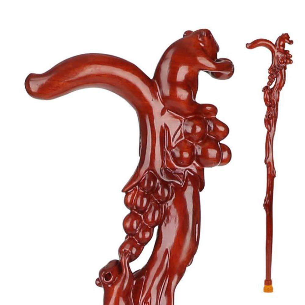【驚きの値段】 BHXUD B07L93BP1T 木製の歩行スティック, 鉄の梨を彫る杖ノンスリップ杖歩くスティック,vermilion vermilion vermilion BHXUD B07L93BP1T, 三重郡:93f1c4fb --- a0267596.xsph.ru