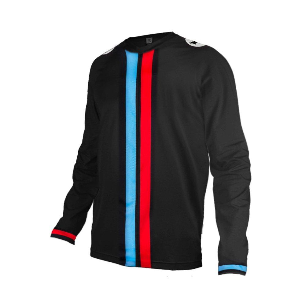 Uglyfrog 2017 Uomini Racewear Jersey MTB/Downhill Cycling Jersey Maniche Corta DH maglia Motocross Offroad DXM19