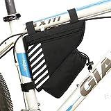 YIcabinet Bicycle Handlebar Bag Seat Pack Sport Bicycle Storage Bag Waterproof Durable Bag