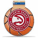 Rico NBA Atlanta Hawks Die Cut Pennant with Hang Card