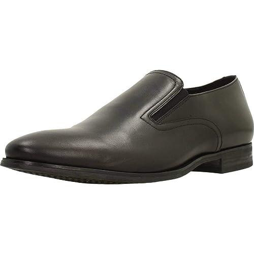 Zapatos de Cordones para Hombre, Color Negro, Marca GEOX ...