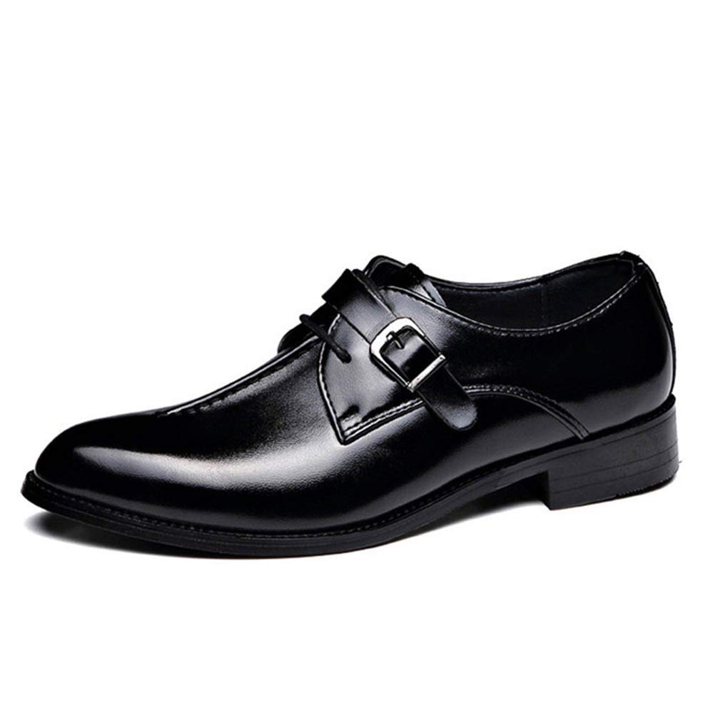 Mens Dress Shoes Business Pointed Toe Classic Formal Oxford Shoes by Phil Betty
