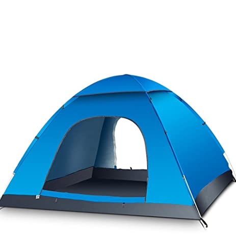 IFLYING Pop Up Automatic and Instant Setup Tent Lightweight 3 to 4 Person Tent Portable Pack  sc 1 st  Amazon.com & Amazon.com : IFLYING Pop Up Automatic and Instant Setup Tent ...
