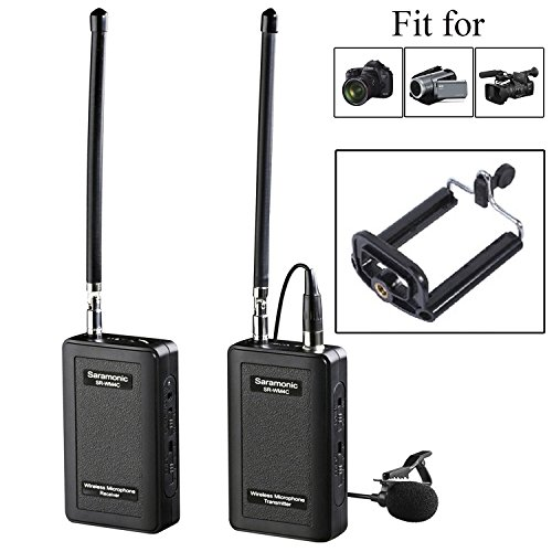 Saramonic Wireless Lavalier Microphone Camcorders product image