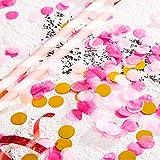 MOWO Tissue Paper Confetti Circle Dots for Table