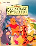 img - for Disney's Pooh's Grand Adventure: The Search for Christopher Robin book / textbook / text book