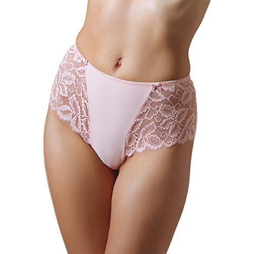 Lavinia Lace Tanga Panties Lingerie, Powder rose, S ()
